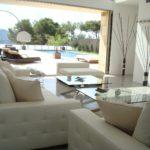 Intérieur villa Ibiza