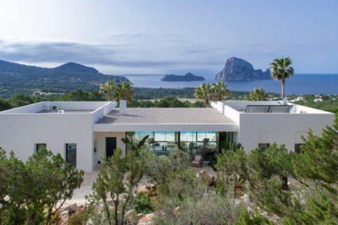 Villa de luxe avec piscine Ibiza Es Vedra