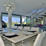 Intérieur vila de luxe Ibiza