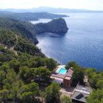 Villa de luxe à vendre Ibiza 1ère ligne de mer