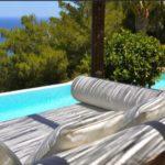 Ville vues mer Ibiza