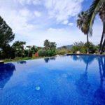 villa piscine Ibiza