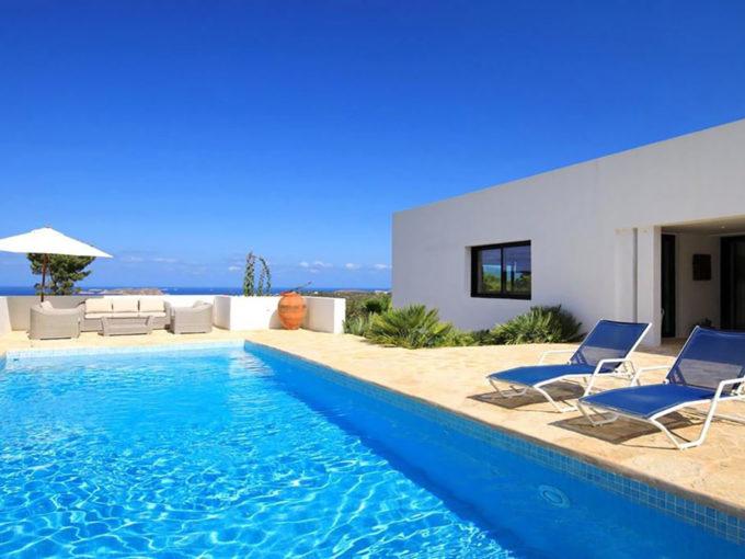 Villa minimaliste cala Moli