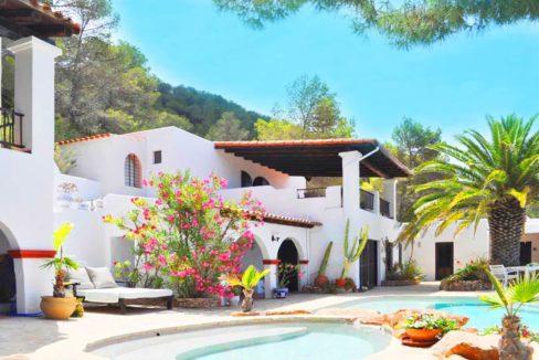 Villa avec piscine Cala Tarida