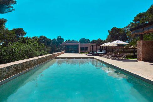 Villa de luxe avec piscine Ibiza