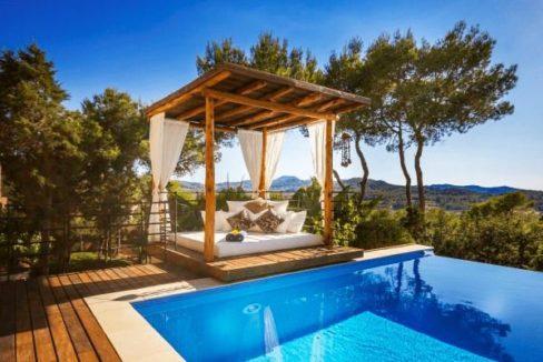 villa à vendre piscine ibiza