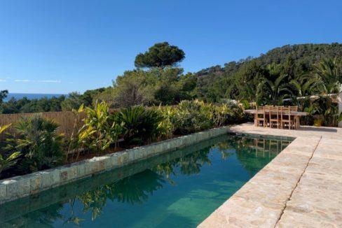 Villa à vendre face à Es Vedra Ibiza
