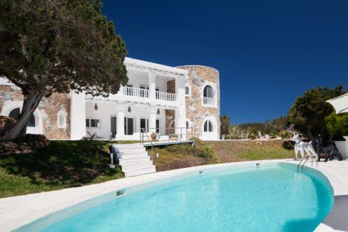 Villa à vendre Cala jondal Ibiza
