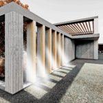Projet immobilier de luxe avec piscine Ibiza