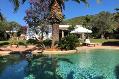 Finca à vendre avec piscine Santa Gertrudis Ibiza