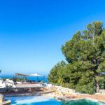 Villa de luxe avec piscine San Joan Ibiza