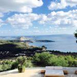 villa à vendre Ibiza vue mer avec piscine